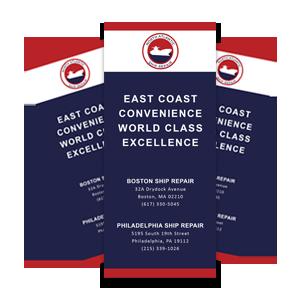 North Atlantic Ship Repair Sales Brochure